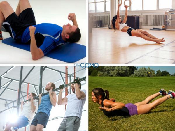 Ejercicios para fortalecer la espalda - Ejercicios para fortalecer la espalda alta
