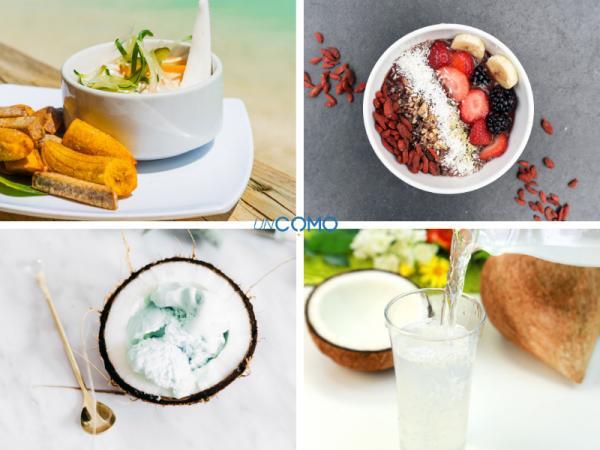 Cómo comer coco - Recetas con coco fresco