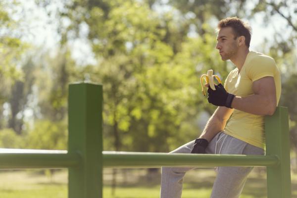 Qué comer antes de entrenar - Comidas pre-entreno
