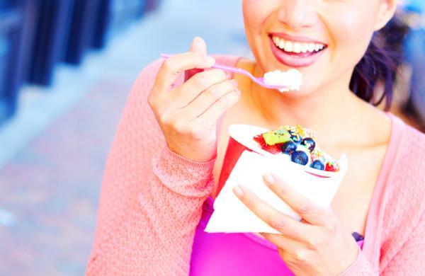 Qué comer antes de entrenar - Qué comer después de entrenar para adelgazar