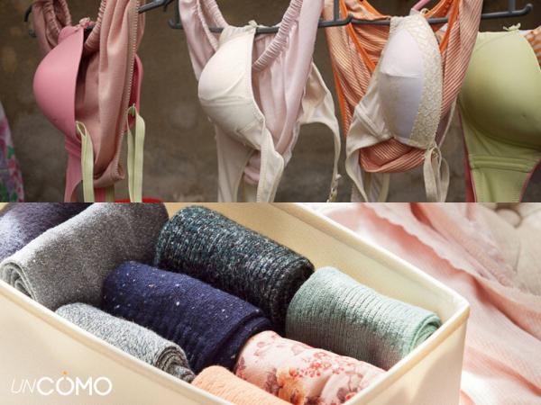 Cómo organizar un armario pequeño con mucha ropa - Cómo organizar cajones de ropa interior