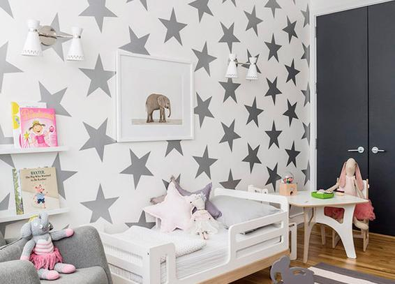 Ideas de vinilos decorativos infantiles - Consejos para decorar una habitación infantil con vinilos originales