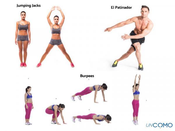 Cómo tener un abdomen plano - Cómo perder peso rápido: ejercicios cardiovasculares