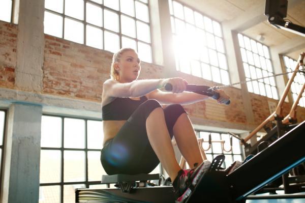 Cómo subir de peso rápido - Ejercicios para subir de peso en poco tiempo