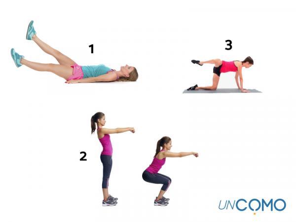 Cómo adelgazar los muslos - Ejercicios para adelgazar los muslos y las caderas