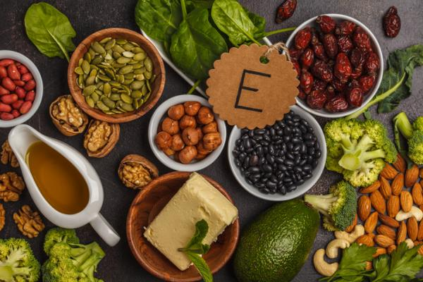¿La vitamina E engorda? - Alimentos con vitamina E