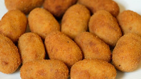 Las mejores recetas con col rizada - Una receta con kale vegana: ¡croquetas de col rizada!