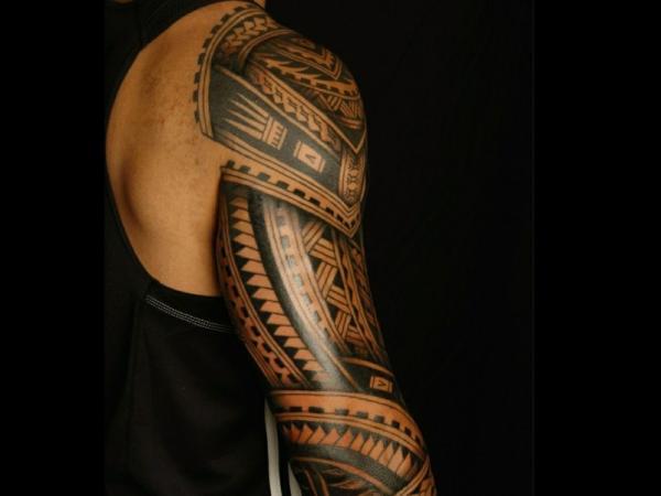 Significado de los tatuajes tribales - Significado de los tatuajes tribales de la Polinesia