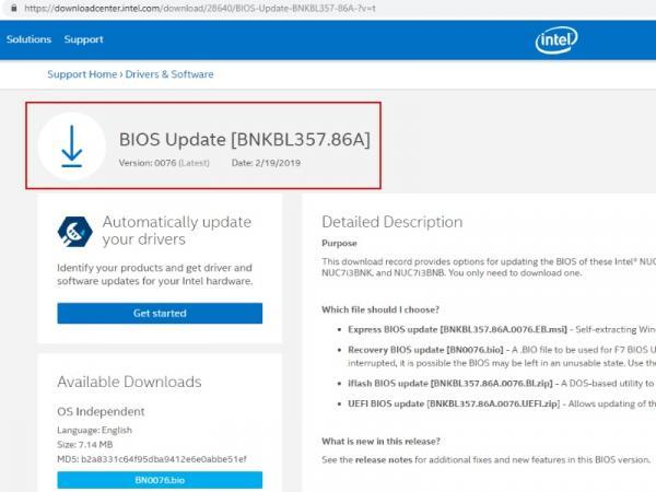 Cómo actualizar la BIOS de mi PC - Cómo actualizar la BIOS de mi PC