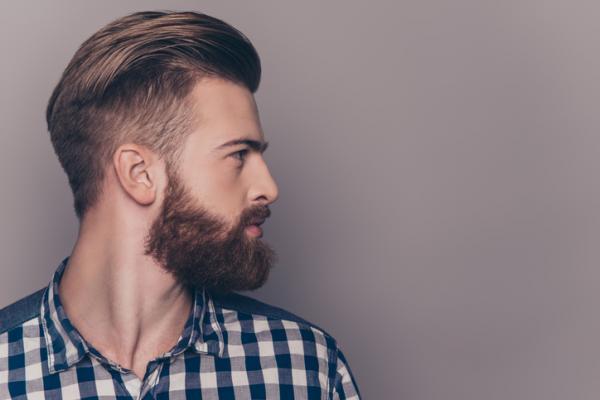 Cómo tener más barba - Injerto de barba