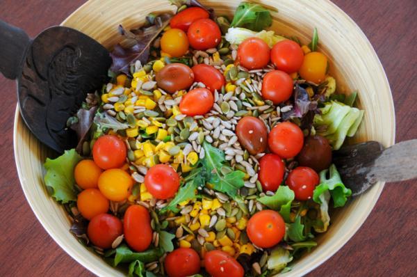 11 tipos de semillas comestibles y sus propiedades - Semillas de girasol: beneficios y propiedades