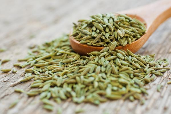 11 tipos de semillas comestibles y sus propiedades - Semillas de hinojo: propiedades y beneficios