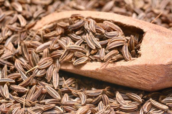 11 tipos de semillas comestibles y sus propiedades - Semillas de comino: propiedades