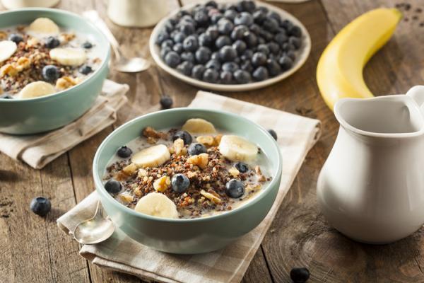 11 tipos de semillas comestibles y sus propiedades - Semillas de quinoa: propiedades y cómo consumirlas