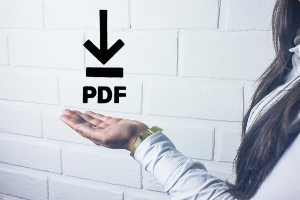 Cómo editar un PDF en Word - Editar y convertir PDF a Word gratuito con Windows