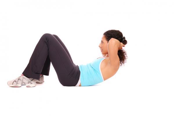 Ejercicios para bajar la barriga - Abdominales para perder barriga y cintura
