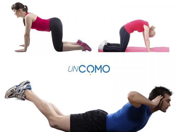 Cómo quemar y eliminar grasa de la espalda - Rutina de ejercicios para reducir la espalda ancha sin pesas