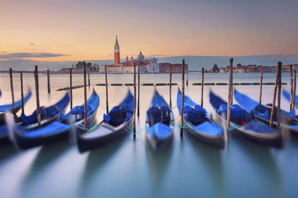 Cómo se construyó Venecia - A qué peligros se enfrenta Venecia