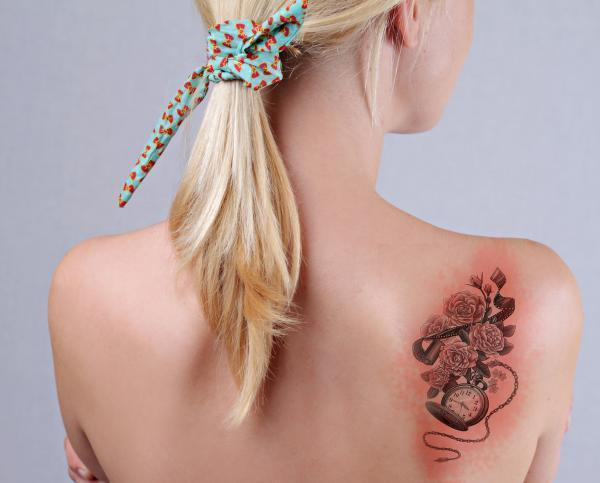 Cómo evitar que salga costra en un tatuaje - ¿Es normal que salga costra en el tatuaje?