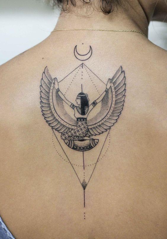 Significado del tatuaje ojo de Horus - Otros tatuajes egipcios