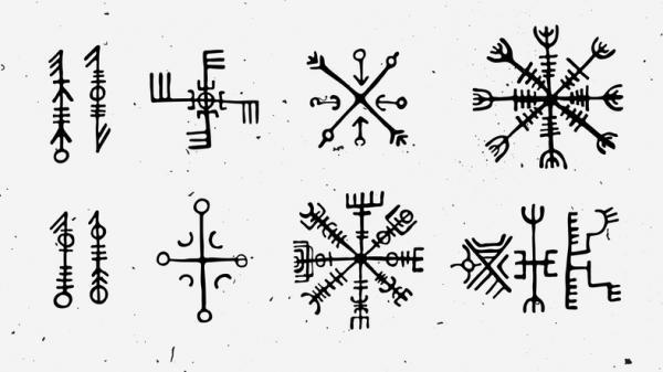 Runas vikingas: significado y nombres - Runas vikingas: alfabetos rúnicos