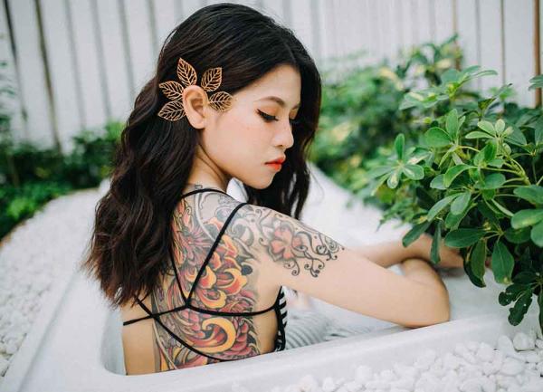 Tatuajes para tapar cicatrices - Tatuajes para tapar cicatrices en la espalda