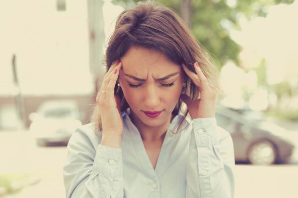 Tengo dolor de cabeza y mareos, ¿qué puede ser? - Cefalea tensional