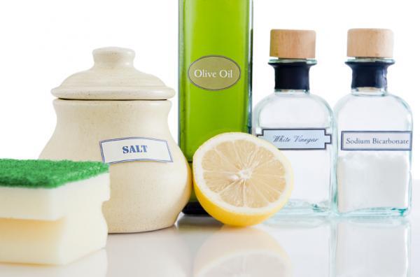 Cómo limpiar con bicarbonato y vinagre - Cómo limpiar con vinagre y bicarbonato