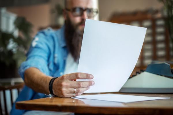 Cómo escribir un cuento corto - Cómo hacer un cuento inventado - paso a paso