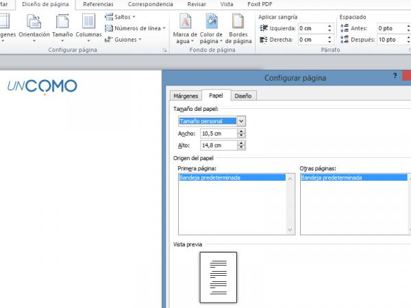 Cómo hacer un flyer en Word - Cómo hacer un flyer en Word 2010