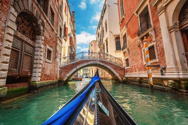 Cómo se construyó Venecia - Cuándo se construyó Venecia