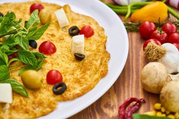 Las mejores recetas con col rizada - Tortilla de kale: una receta sencilla y deliciosa
