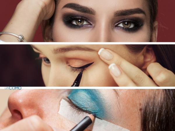 Maquillaje de noche sencillo - Maquillaje de ojos sencillo para la noche paso a paso