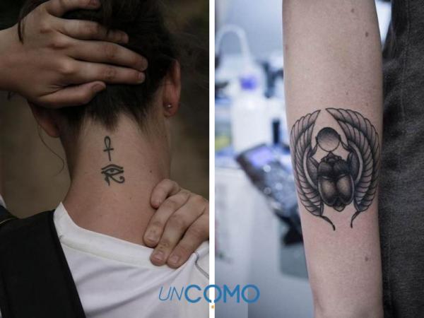 Tatuajes egipcios: significados - Tatuajes egipcios: significados generales