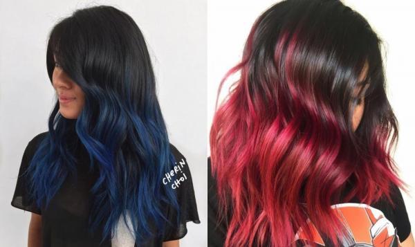 Cortes para cabello ondulado y cara redonda - Ondas desechas y coloración