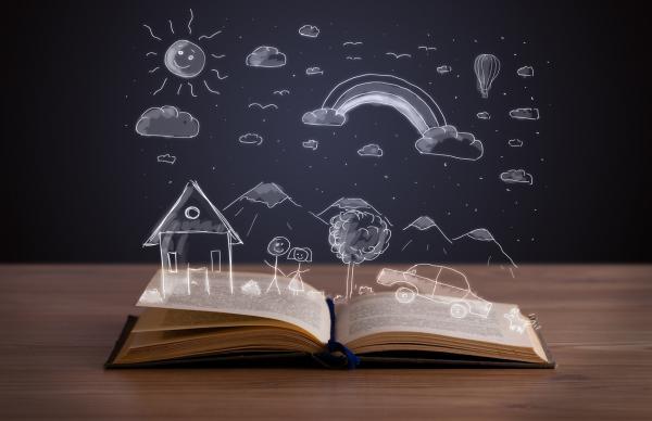 Nombres para libros: ideas y cómo escogerlo - Nombres para libros infantiles