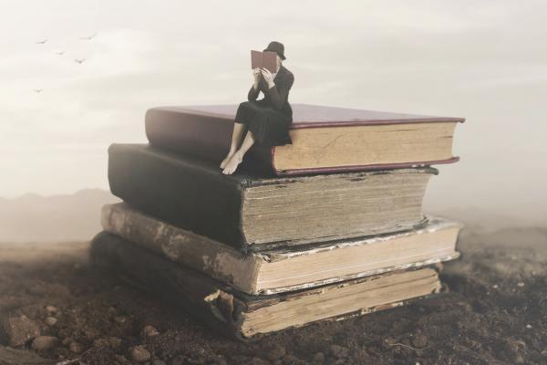 Nombres para libros: ideas y cómo escogerlo - Nombres para libros de fantasía