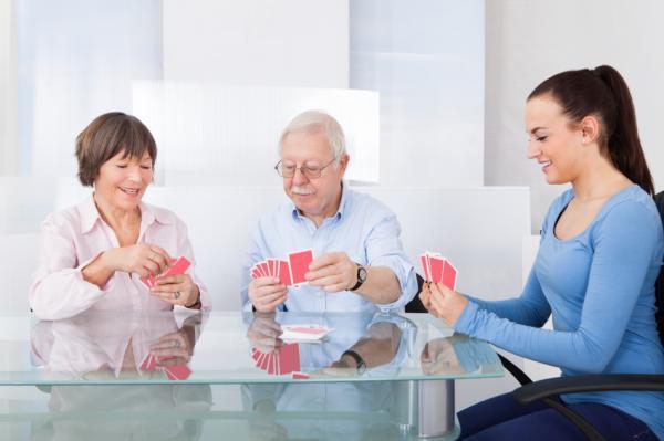 Juegos de cartas españolas fáciles - Siete y media
