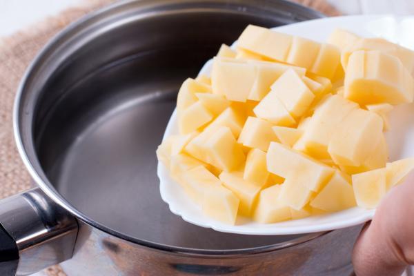 Cómo hacer mermelada de manzana sin azúcar - Paso 6