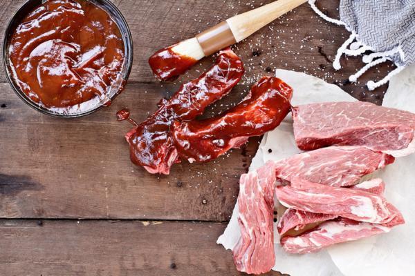 Cómo hacer costillas BBQ en sartén - Paso 7