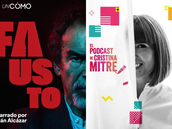 Los 12 mejores podcasts en español - El podcast de Cristina Mitre
