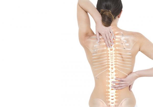 Causas de dolor de espalda alta en el lado izquierdo - Dorsalgia en la espalda alta lado izquierdo