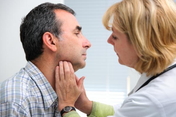 Síntomas y tratamiento de los ganglios del cuello inflamados - Síntomas de los ganglios del cuello inflamados