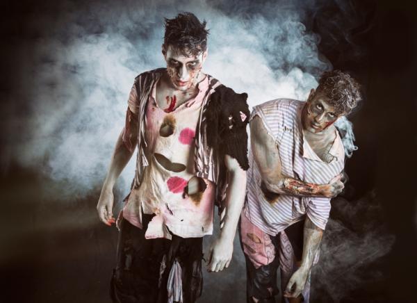 Cómo hacer un disfraz de zombie para niños casero - Disfraz de zombie paso a paso