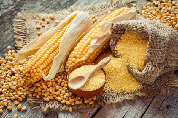 Propiedades y beneficios de la maicena para la piel - Composición nutricional de la harina de maíz o maicena