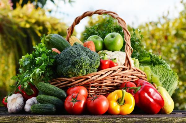 Dieta para la pancreatitis aguda - Frutas y verduras en la dieta para la pancreatitis aguda
