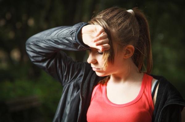 Por qué bostezo al hacer ejercicio - Bostezar para recibir más oxígeno