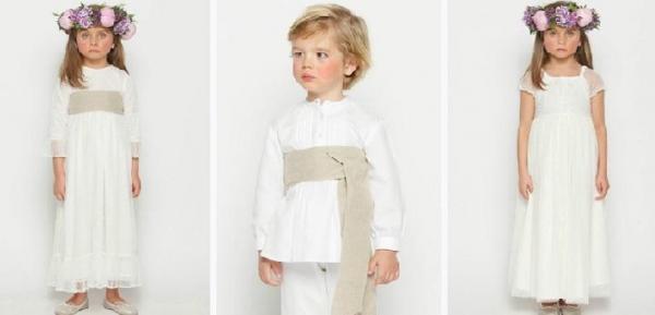 Vestidos de Primera Comunión baratos - Catálogo Nicoli de vestidos de comunión