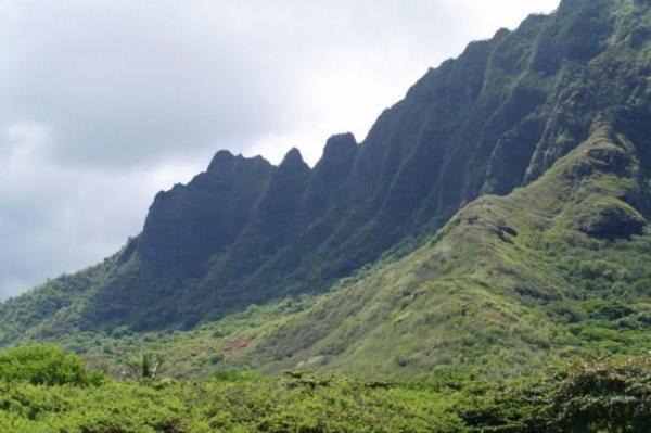 Isla y lugares donde se rodó Lost - Lost se rodó en diferentes lugares de Hawaii