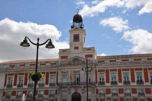 Cuáles son los monumentos más importantes de Madrid - Puerta del Sol